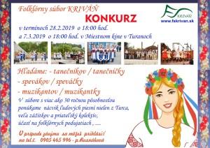 Konkurz FS Krivan