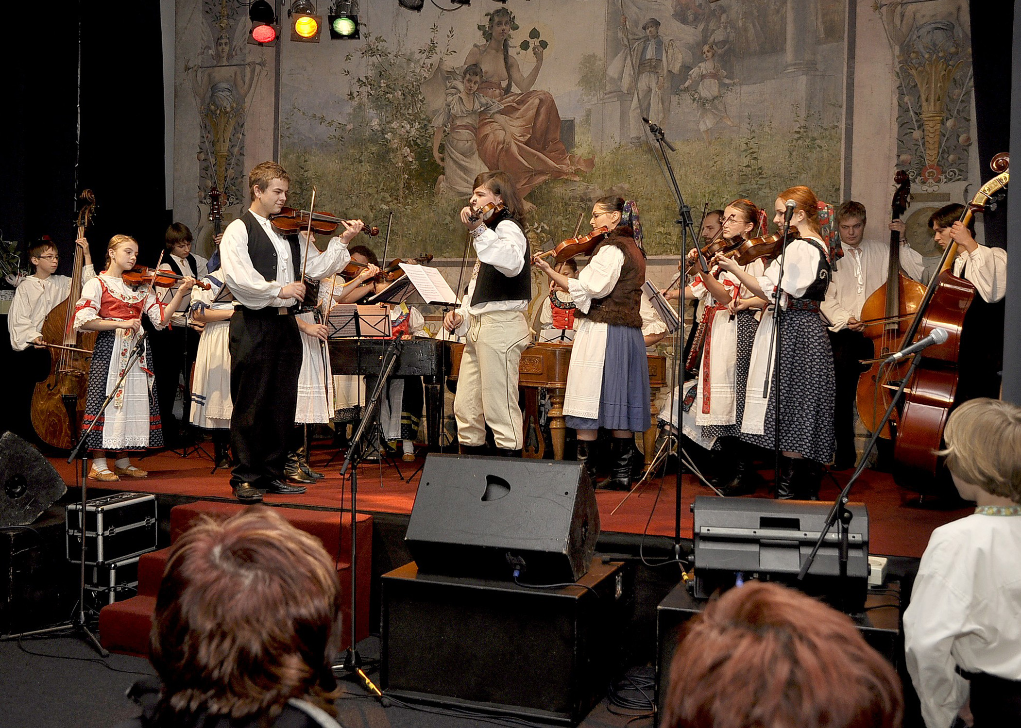 Piesne z Turca - 20.11.2010