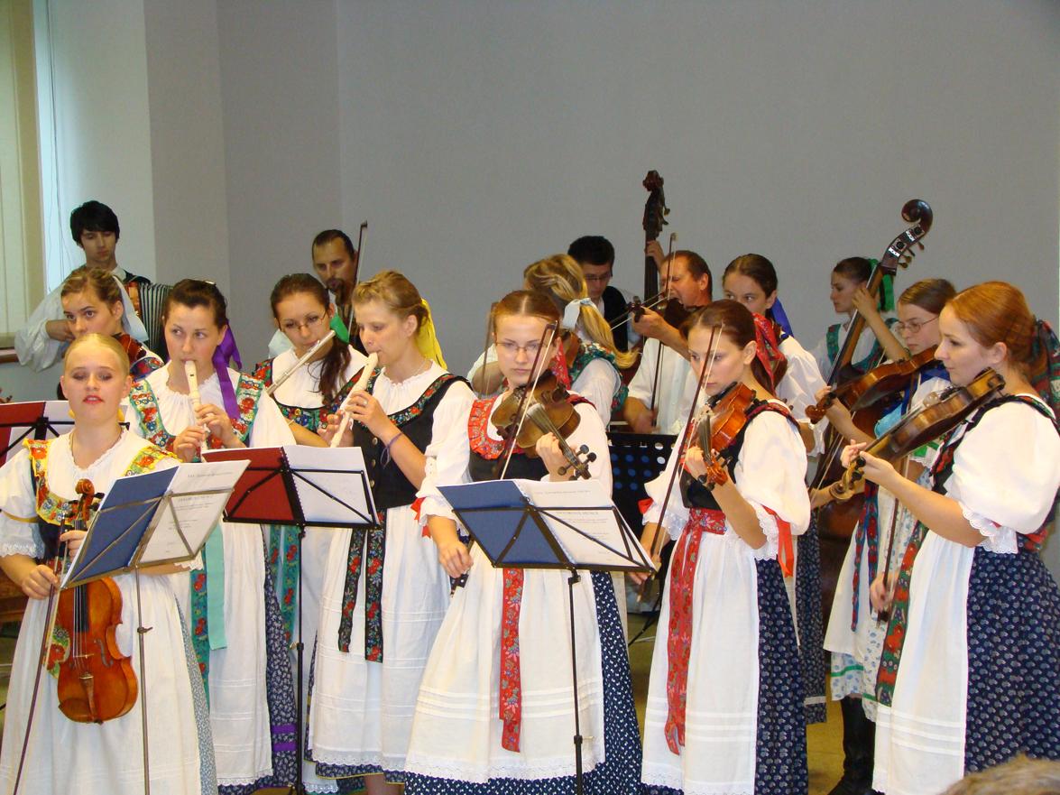 Turčianske slávnosti folklóru - 19.6.2009
